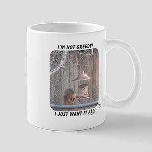 greedy Mug