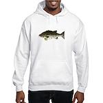 Giant Black Sea Bass fish Hoodie