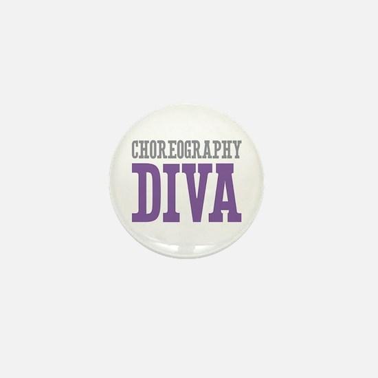 Choreography DIVA Mini Button