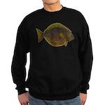 Halibut fish Sweatshirt