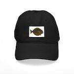 Halibut fish Baseball Hat