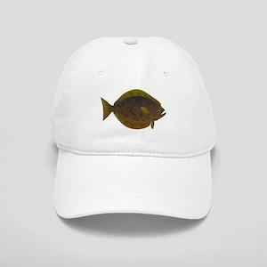 Halibut fish Baseball Cap