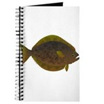 Halibut fish Journal