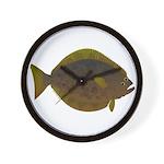 Halibut fish Wall Clock