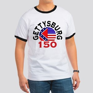Gettysburg 150th Anniversary Civil War T-Shirt