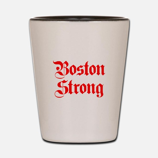 boston-strong-pl-ger-red Shot Glass