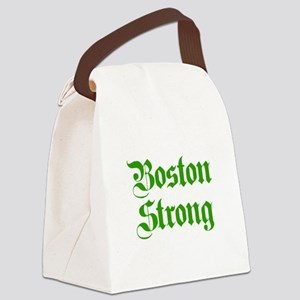 boston-strong-pl-ger-green Canvas Lunch Bag