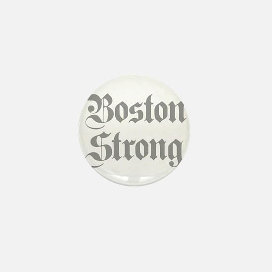 boston-strong-pl-ger-gray Mini Button