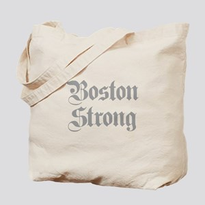 boston-strong-pl-ger-gray Tote Bag