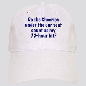 72-Hour Kit? Cap