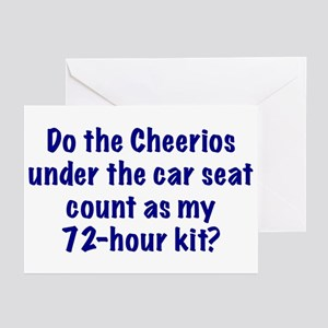 72-Hour Kit? Greeting Cards (Pk of 10)