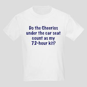 72-Hour Kit? Kids T-Shirt