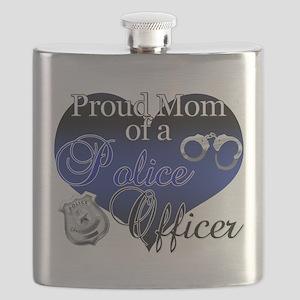 Police Mom Flask