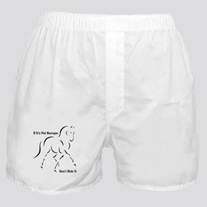 If it's not Baroque Boxer Shorts