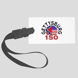 Gettysburg 150th Anniversary Civil War Luggage Tag
