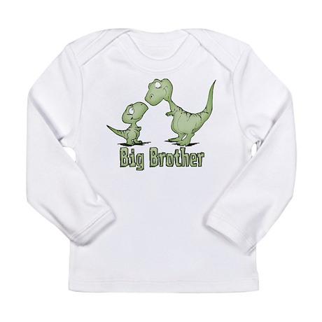 dinobro_big Long Sleeve T-Shirt