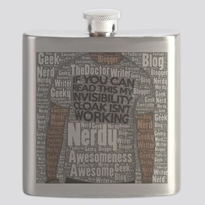 Geek Invisibility Cloak Flask
