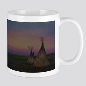 Tepees Small Mug