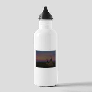 Tepees Sports Water Bottle