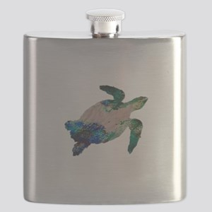 THE NEW CURRENT Flask