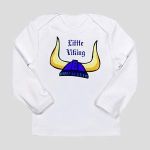Little Viking Clothing for Kids Long Sleeve T-Shir