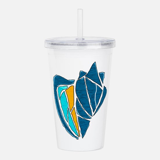 PROTECTED WATERS Acrylic Double-wall Tumbler
