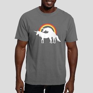 Unicorns Making Love Und Mens Comfort Colors Shirt