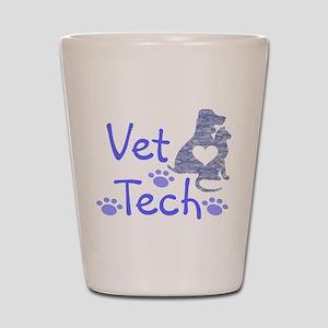 Vet Tech #110 Shot Glass