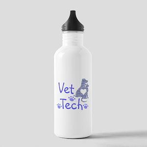 Vet Tech #110 Water Bottle