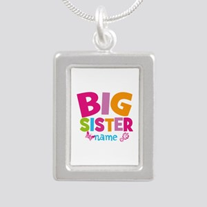 Personalized Name - Big Sister Necklaces