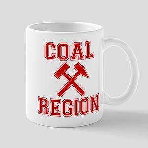 Coal Region X Mug