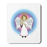 I-Love-You Angel Mousepad