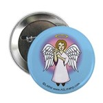I-Love-You Angel Button