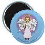 I-Love-You Angel Magnet