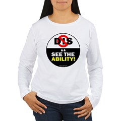 see the Ability T-Shirt