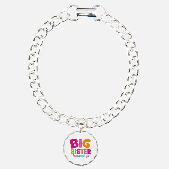 Personalized Name - Big Sister Bracelet