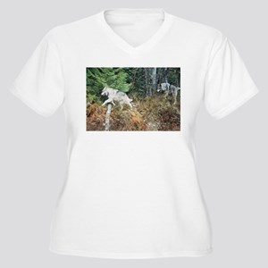"""""""Come on!, We Are Almost There"""" Plus Size T-Shirt"""