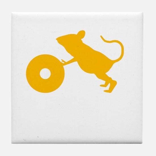 LRD #5 Green Mile Tile Coaster