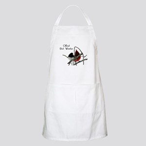 Official Bird Watcher Apron
