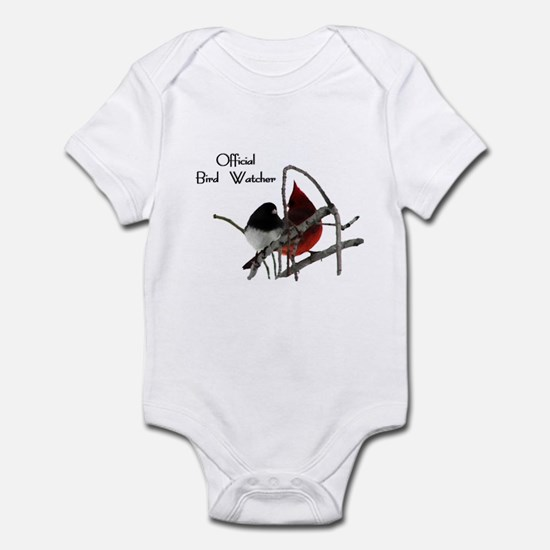 Official Bird Watcher Infant Bodysuit
