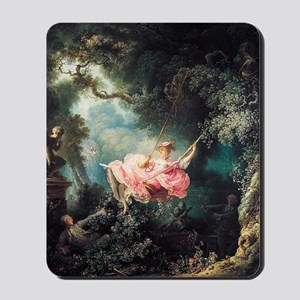 Fragonard The Swing Mousepad
