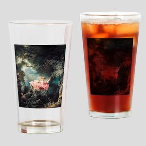 Fragonard The Swing Drinking Glass