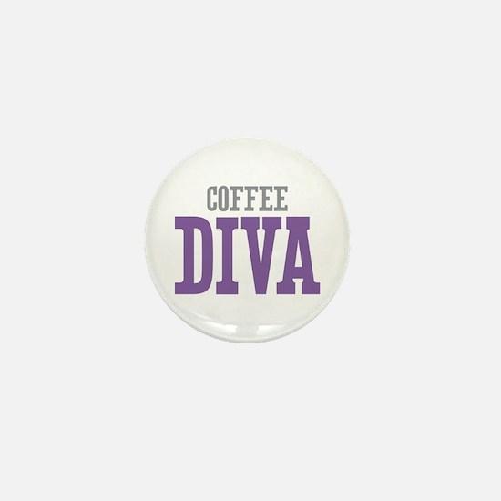 Coffee DIVA Mini Button