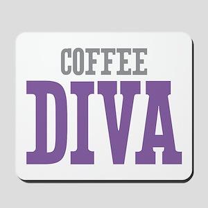 Coffee DIVA Mousepad