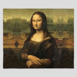 Mona Lisa King Duvet