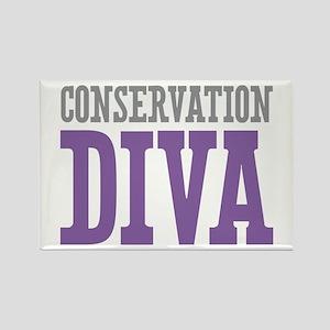 Conservation DIVA Rectangle Magnet