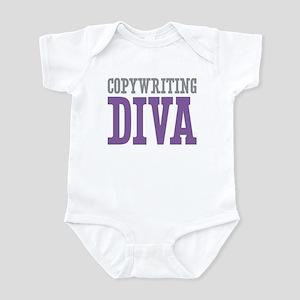 Copywriting DIVA Infant Bodysuit
