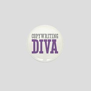 Copywriting DIVA Mini Button