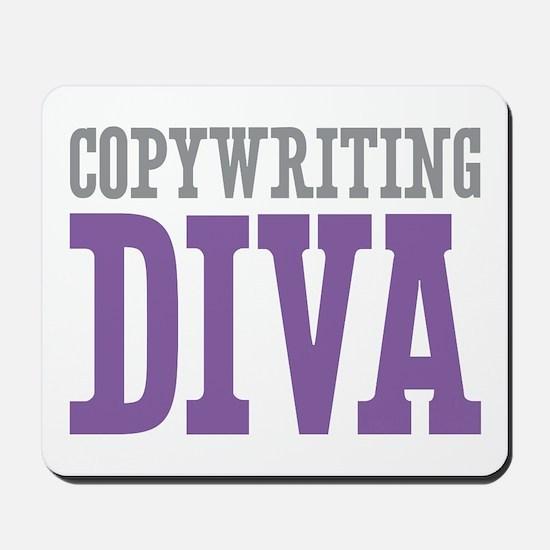 Copywriting DIVA Mousepad