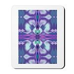 'Virtual Violets' Mousepad / Mouse Pad